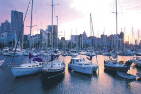 harbour at Durban