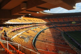 Orlando Stadium in Soweto